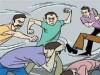 मेला देख कर लौट रहे दलित युवक के साथ मारपीट