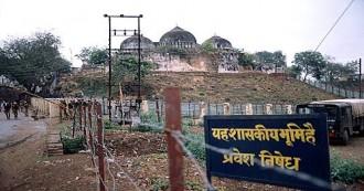 1528 से 2017- राम मंदिर-बाबरी मस्जिद विवाद पर एक नज़र