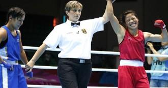 मैरीकॉम ने रचा इतिहास, एशियन चैंपियनशिप में पांचवीं बार जीता गोल्ड