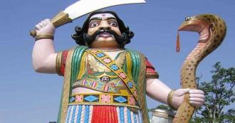 दुर्गा पूजा आयोजन समिति के खिलाफ केस दर्ज, आदिवासियों ने कहा महिषासुर हमारे पूर्वज़, नहीं सहेंगे अपमान