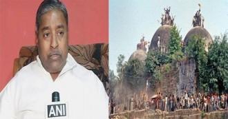 राम मंदिर पर विनय कटियार का भड़काऊ बयान, कहा हिंदुओं को देना होगा एक और बलिदान