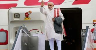प्रधानमंत्री मोदी की विदेश यात्राओं पर ख़र्च हुए 355 करोड़ रुपये, आरटीआई में हुआ खुला
