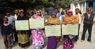 यूपी में मुख्यमंत्री योगी के दावों की खुल रही है पोल, फतेहपुर में न्याय न मिलने पर पीड़ित दलित परिवार ने दी आत्मदाह की धमकी
