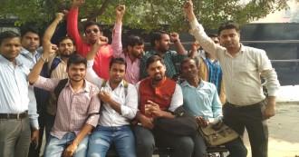सोशल मीडिया पर ज़हर उगलने वाले दीपक शर्मा के खिलाफ बीएसपी यूथ ने दर्ज कराई शिकायत