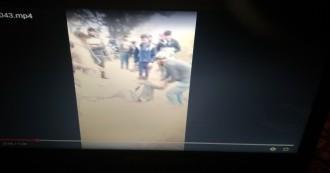 बुलंदशहर में दबंगों ने दलित युवक को बेरहमी से पीटा, सोशल मीडिया पर पिटाई का वीडियो भी वायरल किया