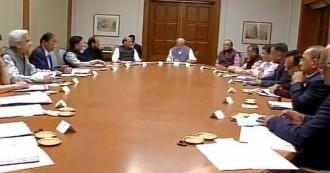 मोदी के 6 मंत्रियों ने दिए इस्तीफे, नए मंत्री रविवार को ले सकते हैं शपथ