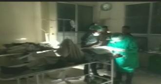 उत्तरप्रदेश- गरीब मरीजों के साथ भद्दा मजाक, टॉर्च की रोशनी में कर दिए 32 ऑपरेशन, सीएमओ हटाए गए, सीएचसी प्रभारी निलंबित
