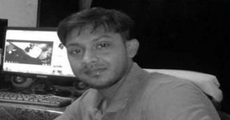 युवा टीवी पत्रकार की अपहरण के बाद हत्या