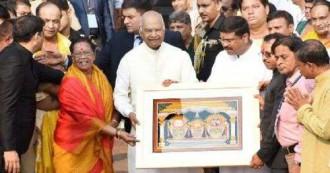 ओडिशा- जगन्नाथ मंदिर में 'दलित' राष्ट्रपति कोविंद के साथ धक्कमुक्की और बदसलूकी, तीन महीने बाद हुआ खुलासा