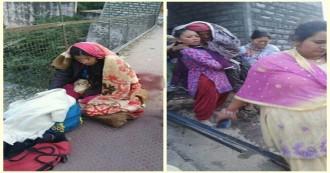 शर्मनाक- महिला ने बीच-रास्ते में दिया बच्ची को जन्म, डॉक्टर और कर्मचारी ना होने के चलते अस्पताल पर लगा था ताला