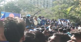 दिल्ली की हुँकार रैली से चंद्रशेखर का ऐलान, मोदी को नहीं पहुंचने देंगे दिल्ली की गद्दी तक