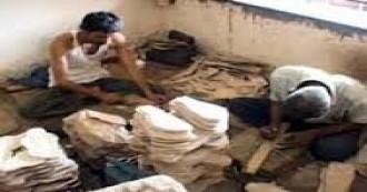 मोदी-योगी की नासमझी से चमड़ा उद्योग गहरे संकट में।