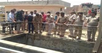 अब गाजियाबाद के सीवरेज प्लांट में तीन की मौत, सरकारों की निष्क्रियता के कारण रुक नहीं पा रहा मौतों का सिलसिला