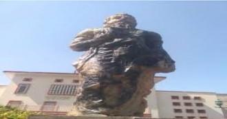 दो महिलाओं ने राजस्थान हाईकोर्ट में लगी मनु की मूर्ति पर कालिख़ पोती