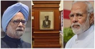 मनमोहन सिंह ने प्रधानमंत्री मोदी को लिखा पत्र, कहा 'तीन मूर्ति भवन' से छेड़छाड़ न करे सरकार