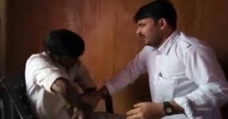 'पड़ताल' की ख़बर का असर- ब्याज के लिए कर्जदार की बेरहमी से पिटाई का मामला, आरोपी साहूकार गिरफ्तार