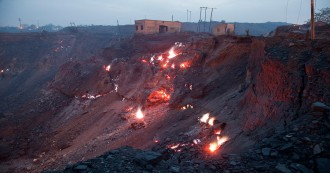 धरती का नरक बना झारखंड का 'झरिया'
