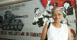 वरिष्ठ पत्रकार गौरी लंकेश की गोली मारकर हत्या