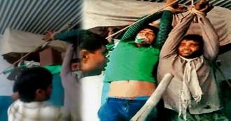 उत्तर प्रदेश - न्यू इंडिया की डराने वाली तस्वीर के लिए पुलिस ने माफी मांगी