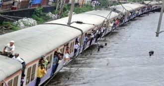 पानी-पानी मुंबई, अस्त व्यस्त हुई ज़िंदगी,  हाई टाइड की चेतावनी,
