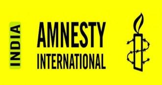 एमनेस्टी इंटरनेशनल के मुताबिक  भारत में सच बोलने वालों के लिए यह खतरनाक समय