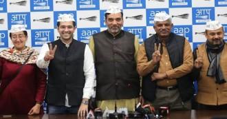 लोकसभा चुनाव 2019: दिल्ली की छह लोकसभा सीटों के लिए 'आप' ने की उम्मीदवारों की घोषणा