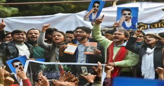 लाख रूकावटों के बावजूद सफल रही जिग्नेश की हुंकार रैली, देशभर से जुटा युवा जोश