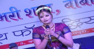 भगवान बुद्ध का संदेश जन-जन तक पहुंचाना चाहती हूं- नृत्यांगना ज्योत्सना कुमार
