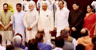 मोदी कैबिनेट में तीसरा फेरबदल, 4 मंत्रियों को प्रमोशन, 9 नए चेहरोंं को मिली जिम्मेदारी