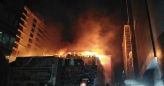मुंबई: कमला मिल कंपाउंड में आग, 15 लोगों की मौत, 20 से ज्यादा घायल