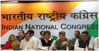 नसीमुद्दीन सिद्दीकी ने थामा कांग्रेस का दामन, पार्टी के खिलाफ गतिविधियों के आरोप में बसपा ने किया था बाहर
