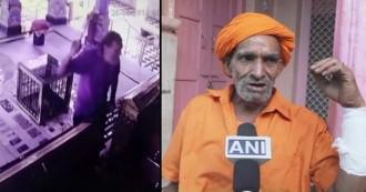 राष्ट्रपति के अपमान के आरोप में पुष्कर के ब्रह्मा मंदिर के पुजारी की पिटाई