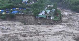 अनियन्त्रित बरसात से बदल रहा है भूगोल