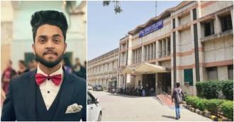 दिल्ली विश्वविद्यालय में जाति के कारण छात्र को बेरहमी से पीटा, बोले, 'तू भंगी है, तू हमारे साथ पढ़ेगा ? '