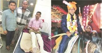 राजस्थान- घोड़ी पर बैठने से गुस्साए जातिवादियों ने किया दलित दूल्हे के चाचा पर हमला, तोड़े पैर, घोड़ी पर ना बैठने की मिल रही थीं धमकियां