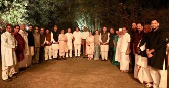 सोनिया गांधी की डिनर डिप्लोमेसी : कांग्रेस समेत 20 विपक्षी दलों के नेता डिनर पार्टी में हुए शामिल, 2019 के आम चुनाव में बीजेपी को मात देने की दिशा में पहला कदम