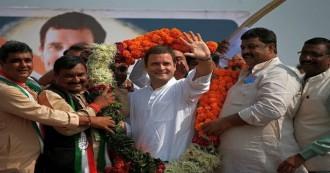 राहुल गांधी निर्विरोध चुने गए कांग्रेस अध्यक्ष, 16 दिसंबर को संभालेंगे पार्टी की कमान