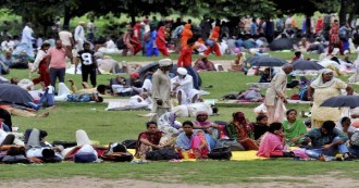 चंडीगढ़ में डेरा समर्थकों का जमावड़ा, धारा 144 लागू, सरकार हर स्थिति से निपटने को तैयार